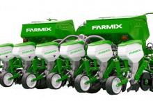 Farmix Пневматична сеялка за пролетници с торовнасяне FARMIX